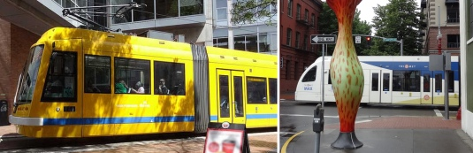 Portland trams