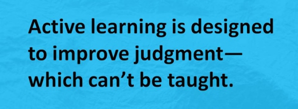 learning-for-judgment