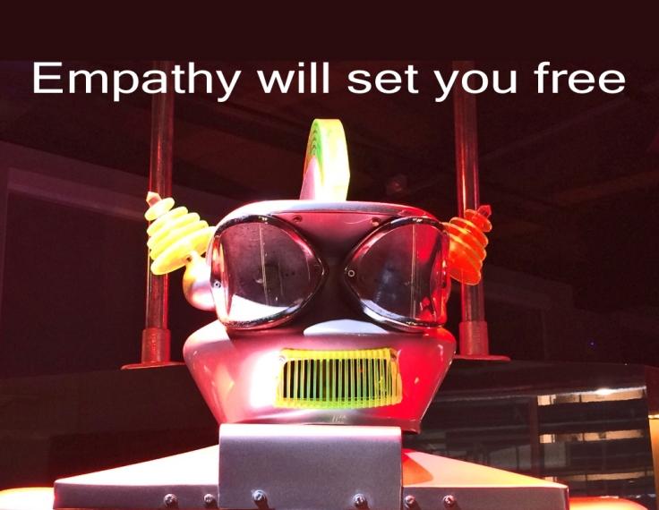 Robot_empathy will set you free