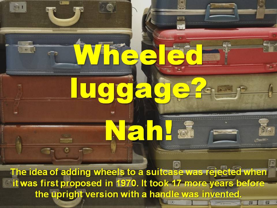 luggage rejection