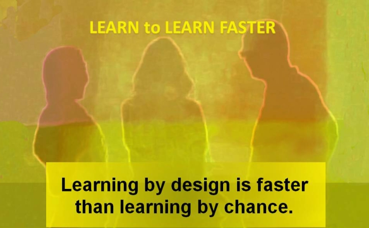 Learning Faster from Experience_vanderpalette